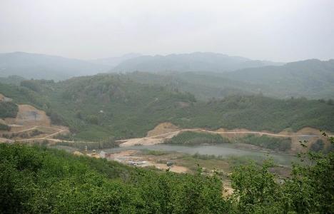 Melen Barajı için