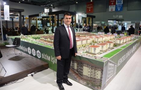 Osmangazi, CNR EXPO Emlak Fuarı'nın yıldızı oldu!