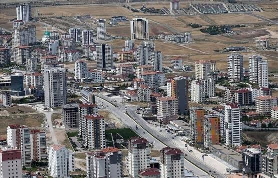 Türkiye'de 2021'in 4 ayında 851 bin 612 gayrimenkul satıldı!