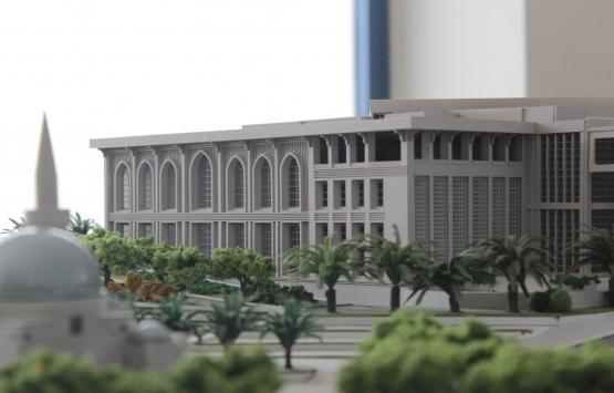Somali Parlamento binası yeniden inşa edilecek!