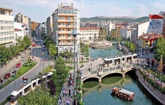 Eskişehir'de konut fiyatları yükselişte!