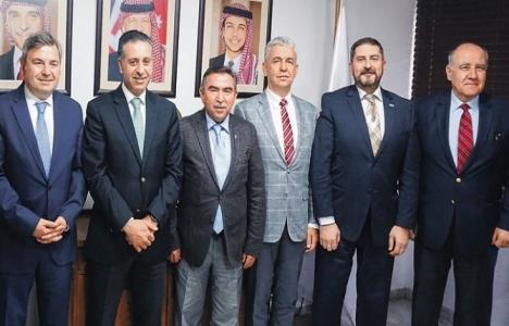 Ürdün'den Türk müteahhitlere yatırım çağrısı!