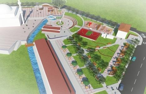 Kartepe Suadiye Kent Meydanı projesi hazırlandı!