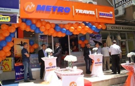 Metro Travel Girne şubesi açıldı!