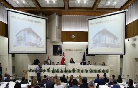 İzmir Konak'ta 2017 temel atma yılı olacak!
