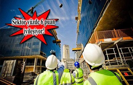 En yüksek istihdam inşaatta!