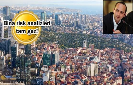 İstanbul'un binaları saatli bomba gibi!