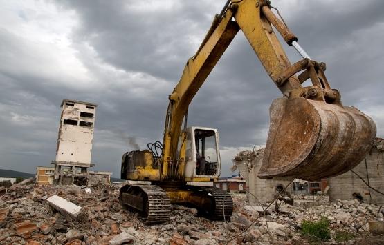 Muammer Aksoy'un evi yıkılıyor!