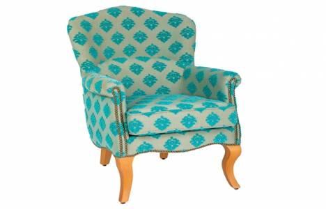 Sandalyeci geleneksel desenli