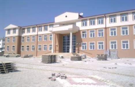 Yeniçağa'da pansiyon ve uygulama oteli çalışmaları başladı!