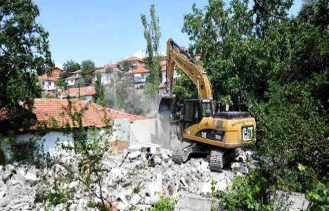 Kentsel dönüşümde yeşil yıkım dönemi başlıyor!