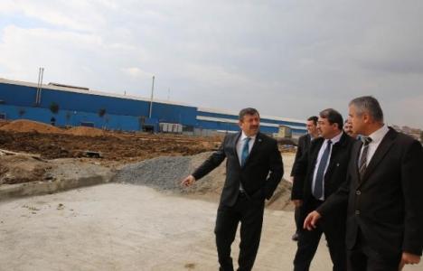 Darıca Katı Atık Toplama Merkezi inşaatında sona gelindi!