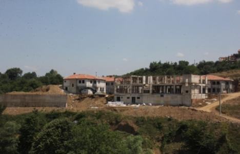 Gölcük Sevgi Evleri inşaatında sona gelindi!