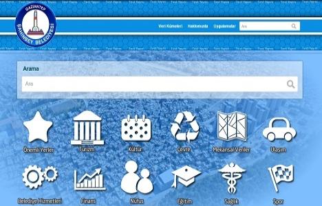 Türkiye'nin ilk yerel yönetimler açık veri portalı Gaziantep'te yapıldı!