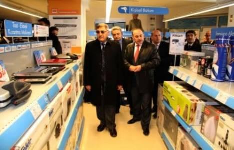Bimeks, Doğu Anadolu'daki 7. mağazasını Hakkari'ye açtı!