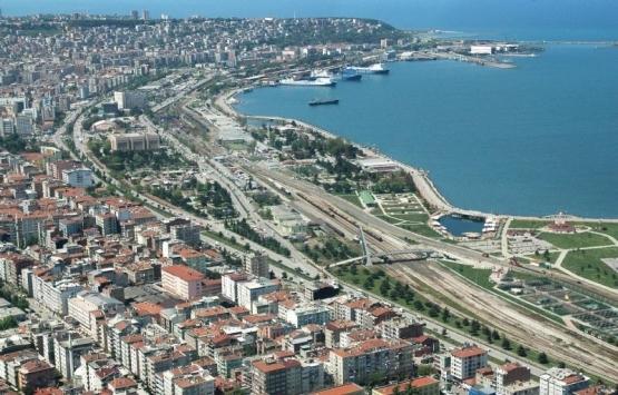 Samsun'daki 5 parsel 4.7 milyon TL'ye Çatkaya Gayrimenkul'e satıldı!