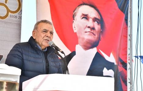 Aziz Kocaoğlu'ndan Otogar-Halkapınar metrosu açıklaması!