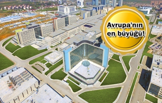 Ankara Şehir Hastanesi yarın açılıyor!