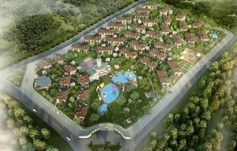 Kidstown Beykoz Riva 2. etapta 249 bin TL'ye 2+1 villa!