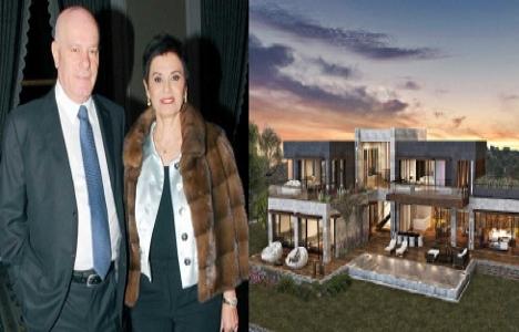 Suat Sürmen Mandarin Oriantel'deki villasını sattı!