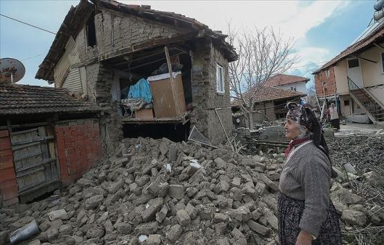 Denizli'deki depremde 278