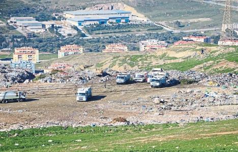 İzmir Yamanlar'a Katı