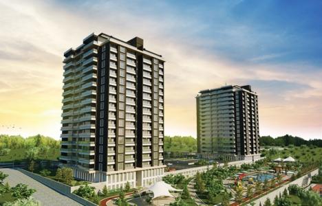 Ankara Kozz Bağlıca' da daireler 500 bin TL' den başlıyor! Yeni proje!