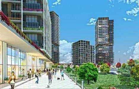 Başakşehir Adım İstanbul Residence satılık!