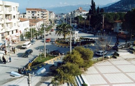 İzmir Kemalpaşa'da kentsel