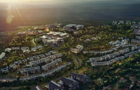 Siyahkalem'den Köy projesi