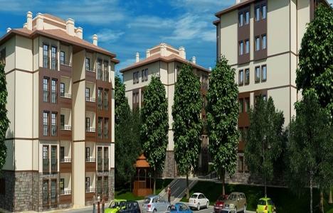 TOKİ Kayseri'ye 426