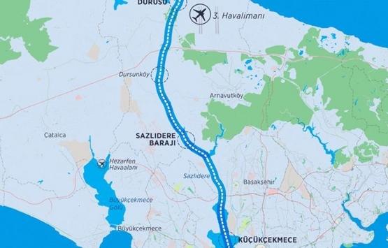 Verilerle Kanal İstanbul!