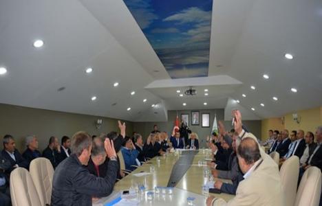 Hendek Belediye Meclisi toplandı!