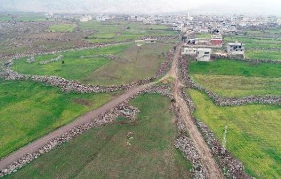 Gaziantep'te 4 yılda 500 kilometre arazi yolu açıldı!