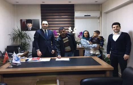Antakya Aksaray'da dönüşüm sözleşmeleri imzalanıyor!