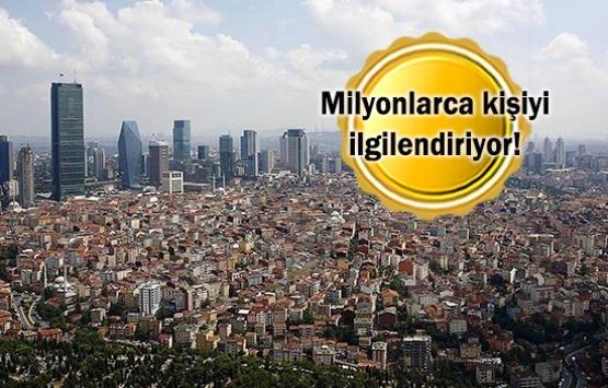 İstanbullular arayışta! İşte