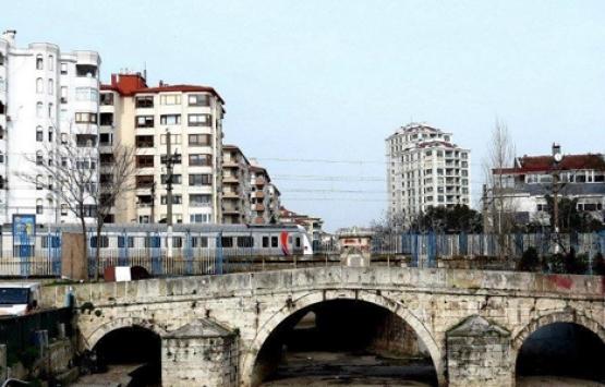 Ataşehir-Kadıköy-Maltepe Çamaşırcı Deresi Islah Projesi imar planı tadilatı askıda!