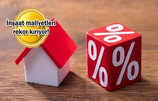 Ev fiyatları yüzde 100 artacak!