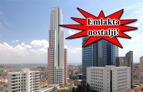 İstanbul'un en yüksekteki konutu müşteri bekliyor!