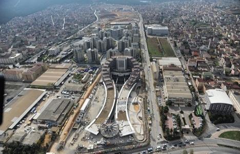 Metro hattı Sancaktepe'de