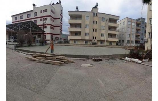 Osmaniye Bahçe Diyaliz Ünitesi ve Diş Tedavi Ünitesi'nin inşaatı başladı!