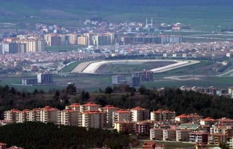 Bursa'da satılık arsa