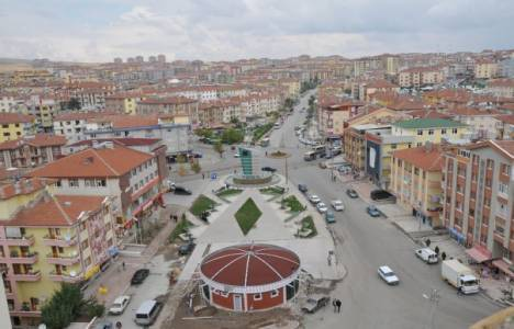 Ankara Pursaklar'da parselasyon planı değişikliği yapılacak!