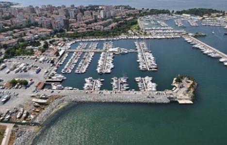 Fenerbahçe-Kalamış Yat Limanı