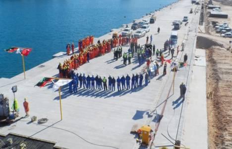TML İnşaat, Libya'daki projesini tamamladı!