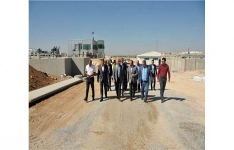 Karaman'da inşaatı devam