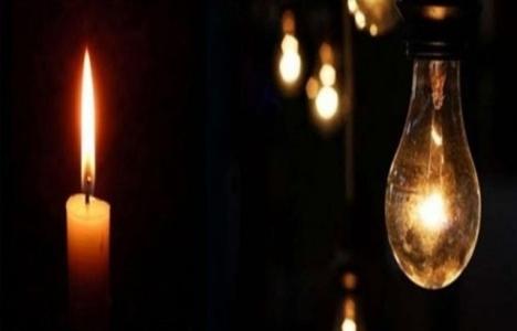 İstanbul'da elektrik kesintisi 31 Ağustos!