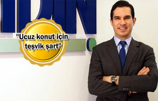 Kerim Bertrand: Yatırımcılara ucuz arsa tahsis edilmeli!