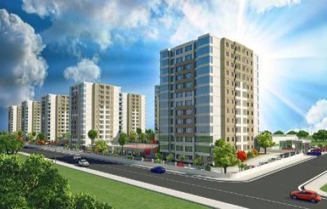 Bahçen Elvanşehir Ankara vaziyet planı!
