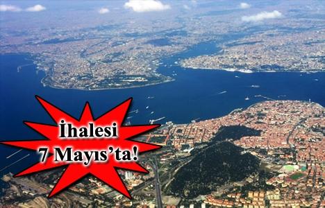 Üsküdar Belediyesi'nden 30.2 milyon TL'ye satılık 3 arsa!